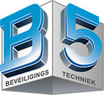 B5 Beveiligingstechniek Logo