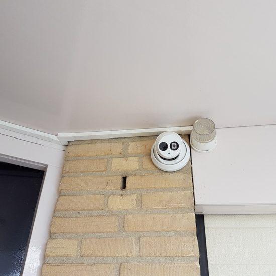 Camerasysteem particuliere klant Nieuwegein