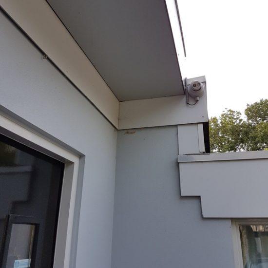Alarm- en camera- installatie in Gorinchem