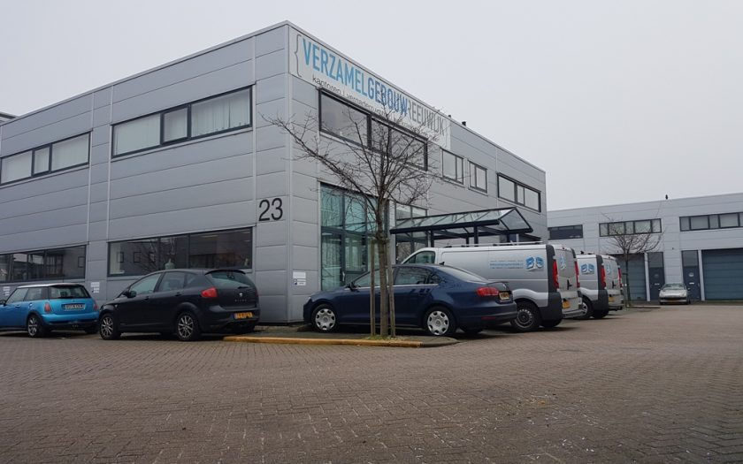 Verzamelgebouw Reeuwijk