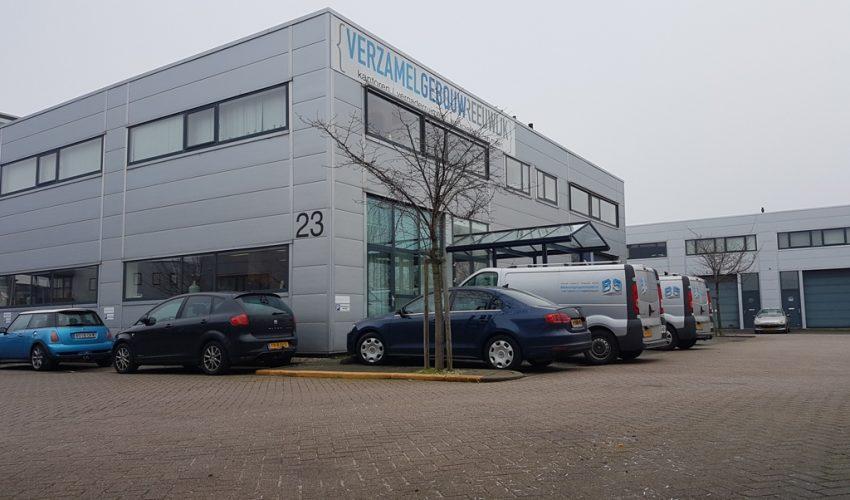 Alarminstallatie Verzamelgebouw Reeuwijk