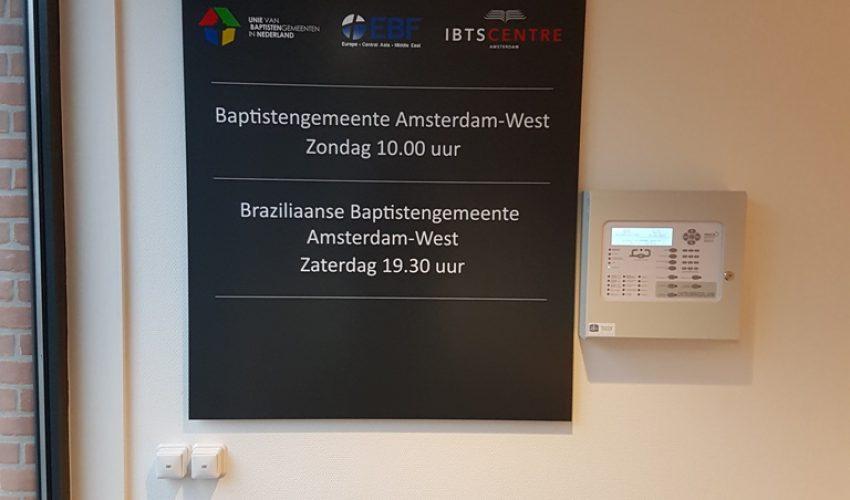 Unie van Baptistengemeenten in Nederland